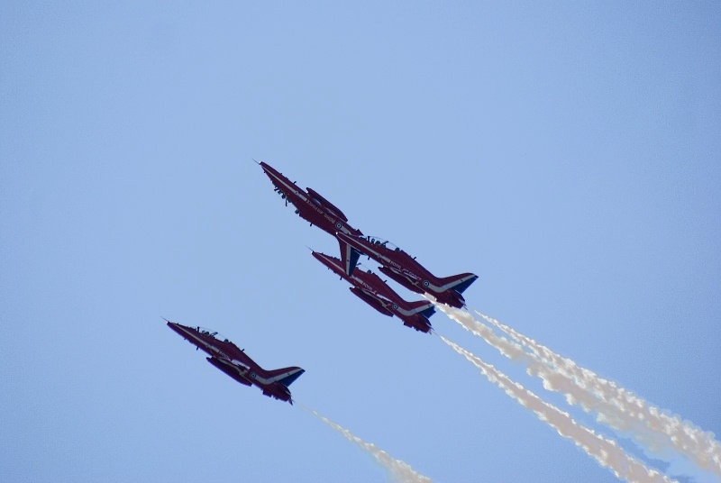 Red Arrows, Radom 2009 (5)