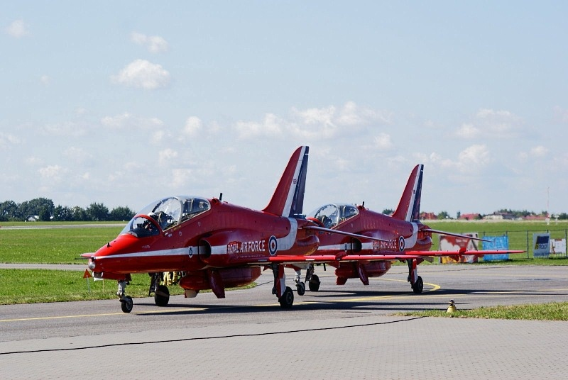 Red Arrows, Radom 2009 (6)