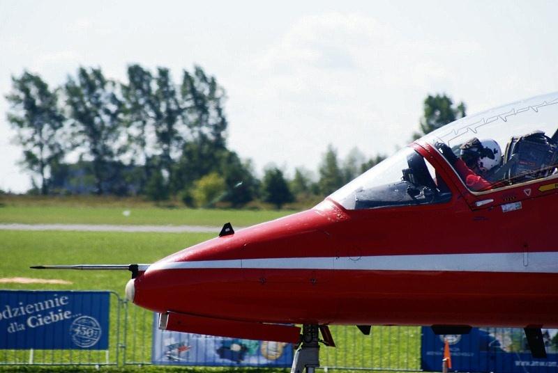 Red Arrows, Radom 2009 (4)