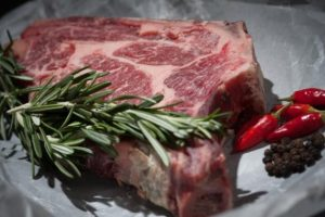 red meat high fat