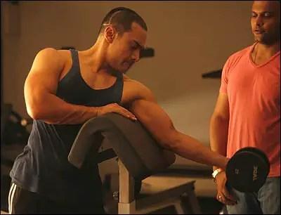aamir khan gym exercises