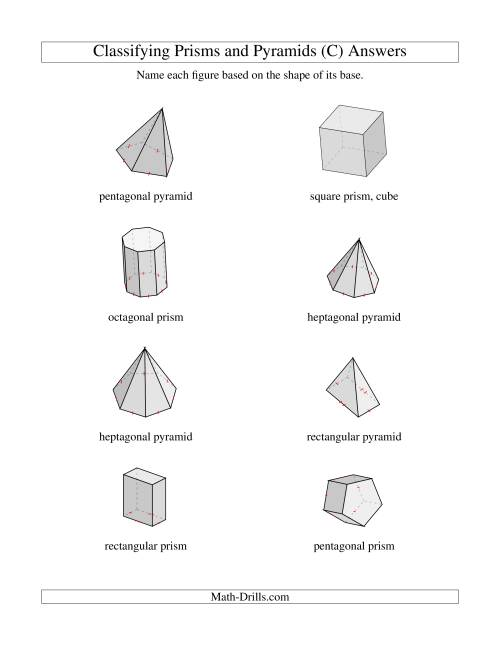 small resolution of 29 Prisms And Pyramids Worksheet - Worksheet Resource Plans