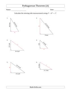 Math-Drills Search: measurement math worksheets