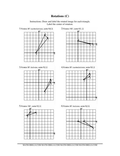 worksheet. Rotations Worksheet 8th Grade. Grass Fedjp
