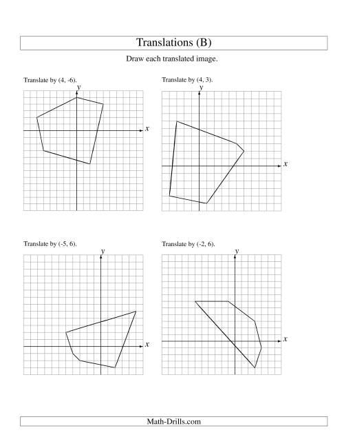 algebra worksheet: NEW 364 ALGEBRA TRANSLATION WORKSHEET