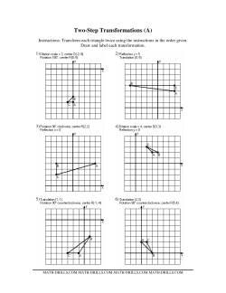 Math-Drills Search: reflection math worksheets