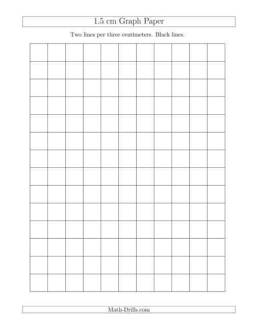 graph paper printable 1 cm