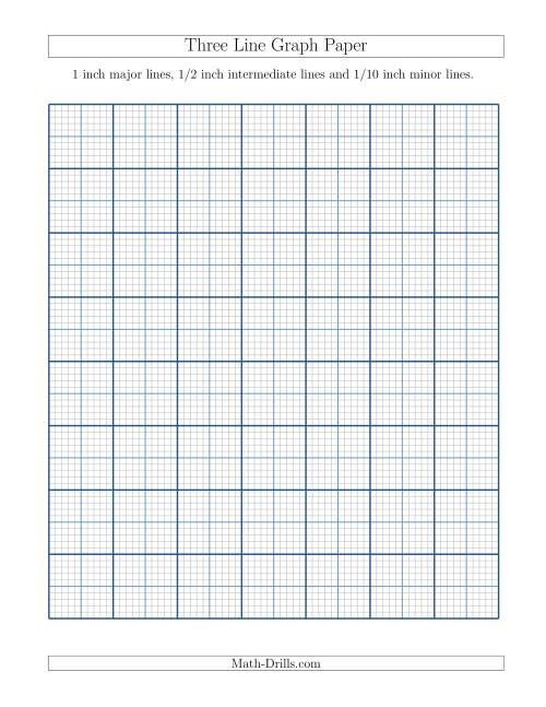 printable graph paper 1 10 inch
