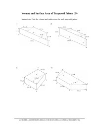 Math-Drills Search: volume math worksheets