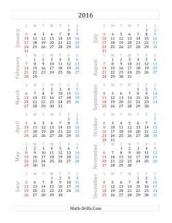 Math-Drills Search: calendar math worksheets