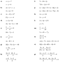 Linear System Of Equations Solving - graphing systems of ...