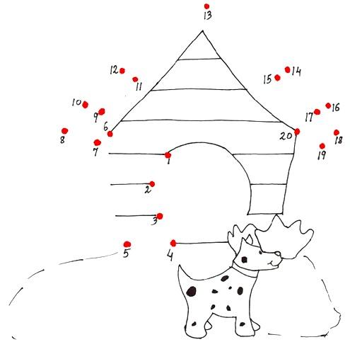 Preschool Coloring Sheets: Free Printable Math