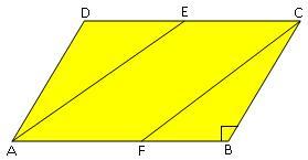 Worksheet On Parallelogram