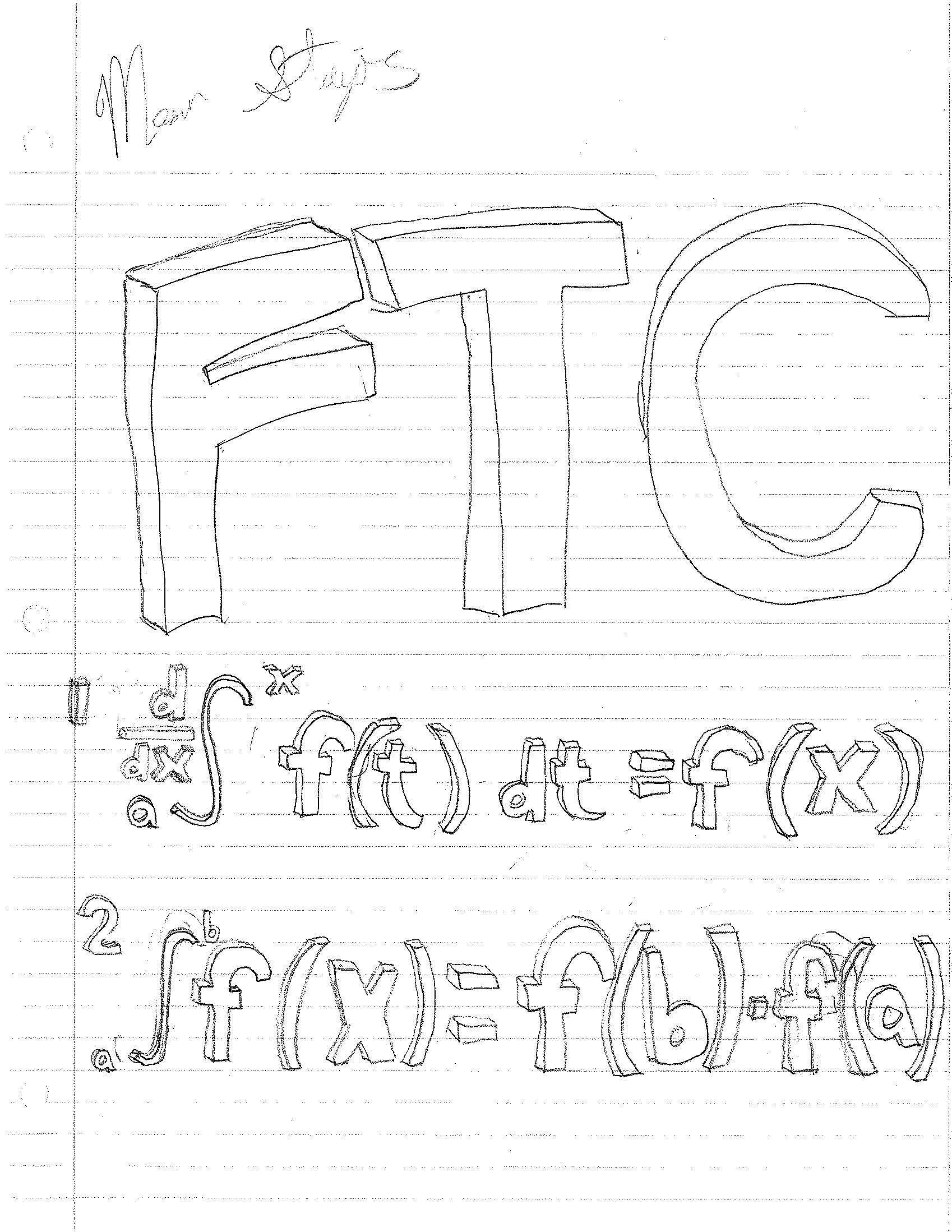 Math 122: Calculus II (Sections 15, 18, & 23), Winter 2014