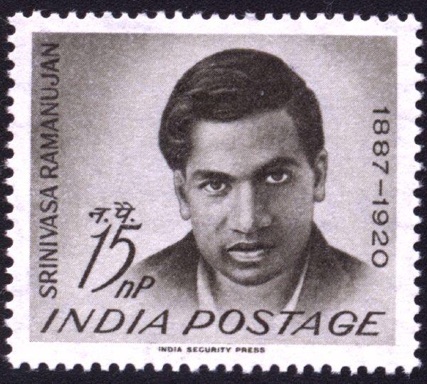 Google Doodle 節日標誌探秘 - Fun 4 Doodle: 印度數學奇才 Srinivasa Ramanujan 拉馬努金125歲誕辰 - 2012年12月22日 Google Doodle