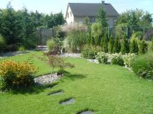 Landscaping for a Sunny Back Yard