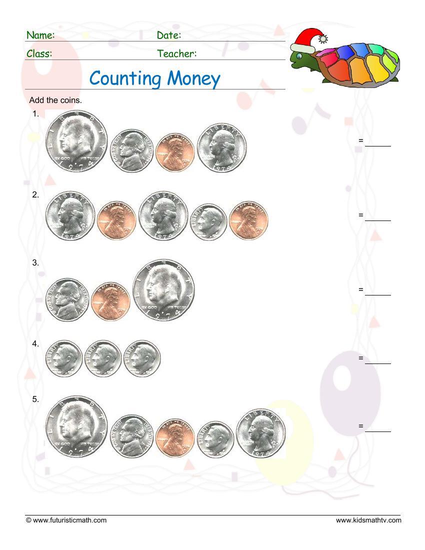 medium resolution of Money And Consumer Math Worksheets pdf   Math Champions