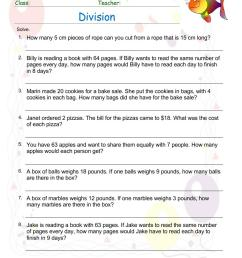 Printable Division Worksheets for Teachers   Math Champions [ 1100 x 850 Pixel ]