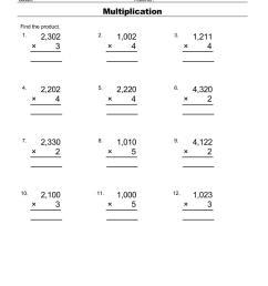 Free Multiplication Math Worksheets pdf   Math Champions [ 1100 x 850 Pixel ]