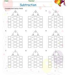 Subtraction Math Worksheets pdf printable   Math Champions [ 1100 x 850 Pixel ]