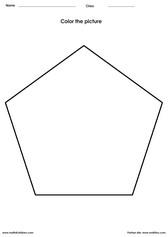 Pre - K Math Worksheets