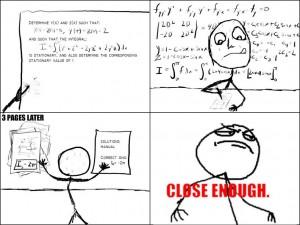 Angry math