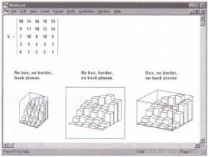 Resizing 3D bar charts » MathCadHelp.com » Number 1 in