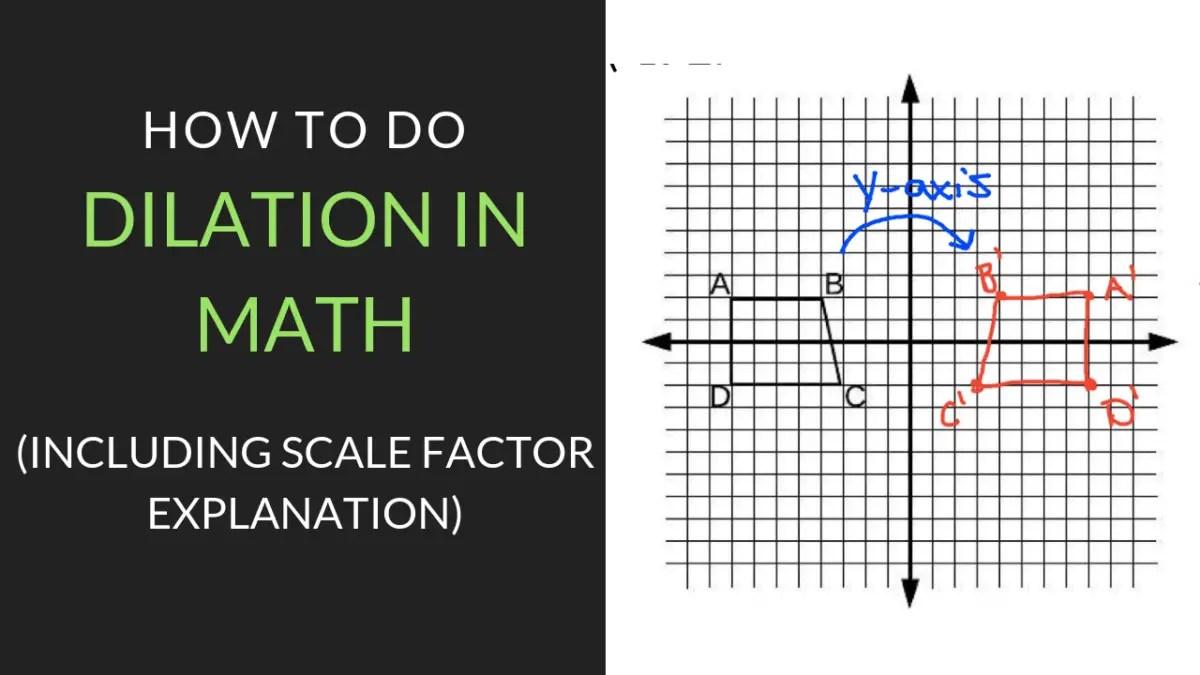 Dilation Worksheet: Free Printable Download   Mathcation [ 675 x 1200 Pixel ]