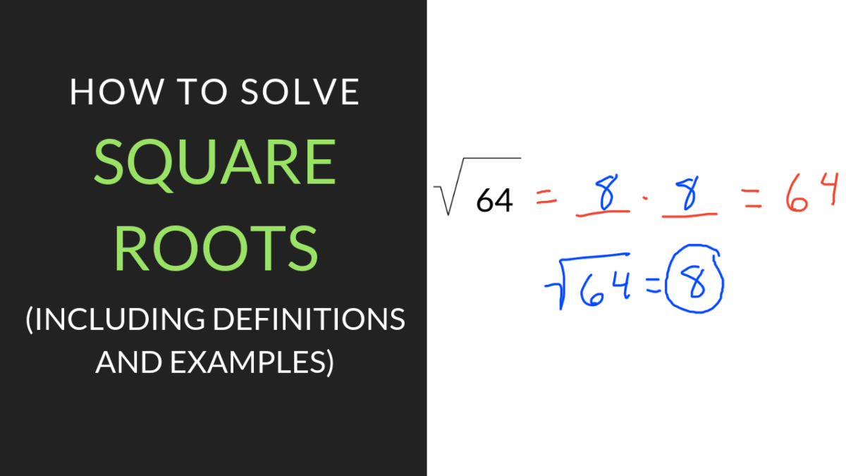 small resolution of How to Simplify Square Roots in 3 Easy Steps   Mathcation
