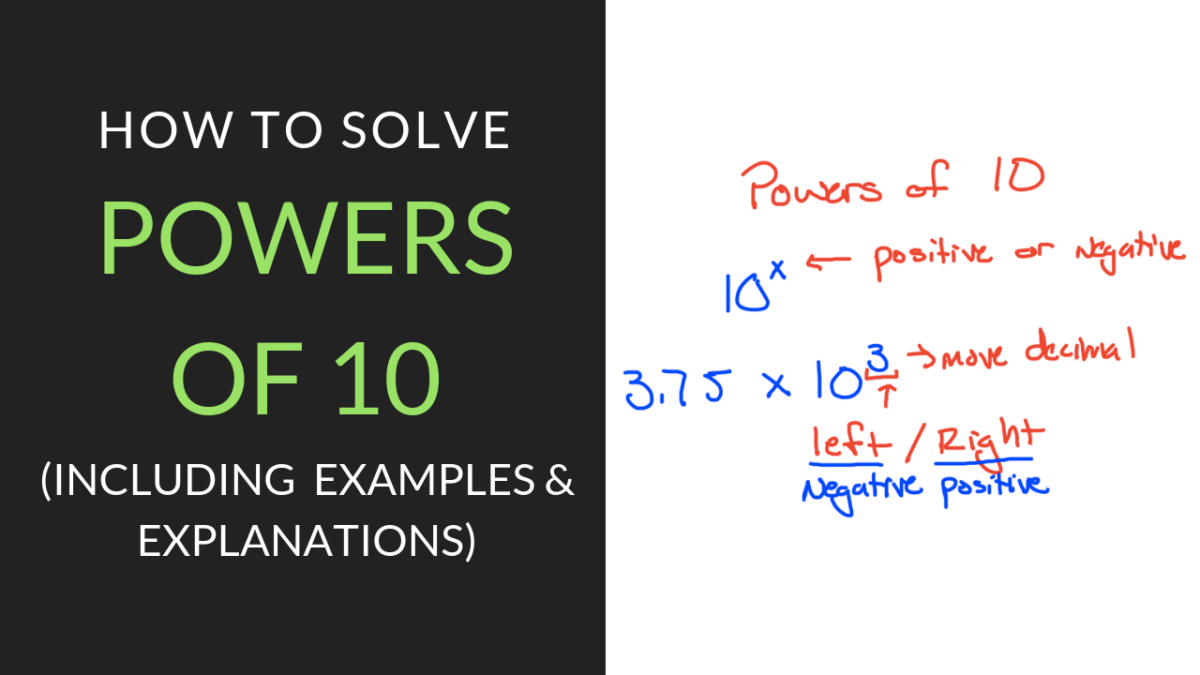 medium resolution of Here's a Free Practice Powers of 10 Worksheet   Mathcation