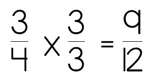 Comparing Fractions: Find a Common Numerator or