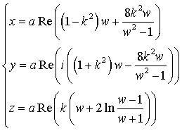 Surface de Riemann finie