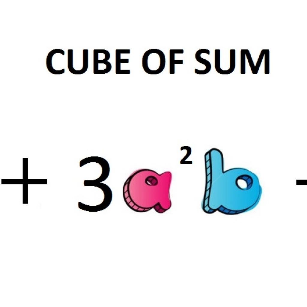 Cube Of Sum