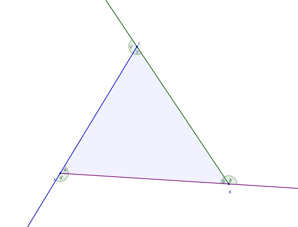 Triangle Inequality Theorem