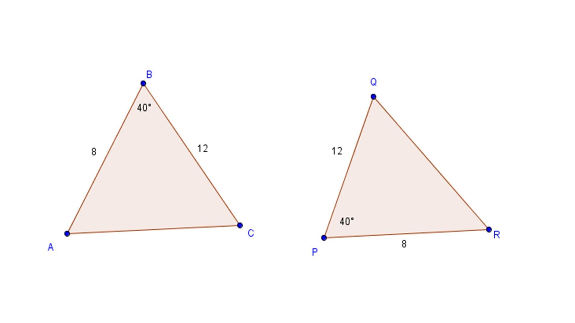 Congruent Triangle Postulates And Right Triangle Congruence