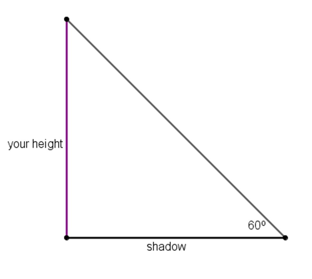 Sketch A Right Triangle