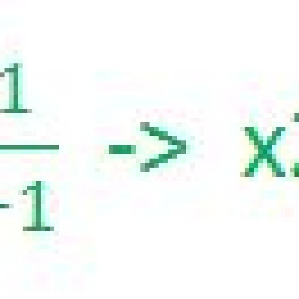 Calculate Using Slope Formula