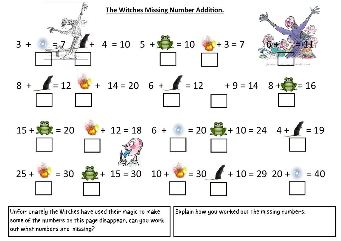 Maths Investigations Year 7