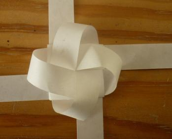 How To Make A Froebel Star