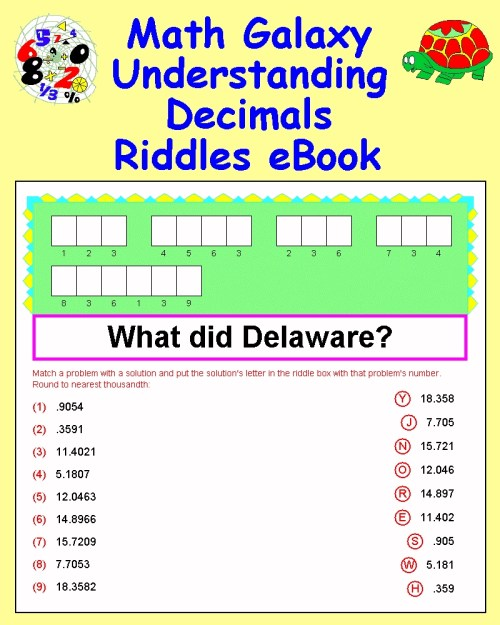 small resolution of 32 Riddle Math Worksheet Answers - Worksheet Resource Plans