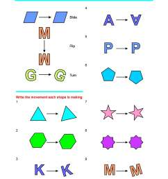 Congruent Shapes Worksheets Free 3rd Grade   Printable Worksheets and  Activities for Teachers [ 3532 x 2729 Pixel ]