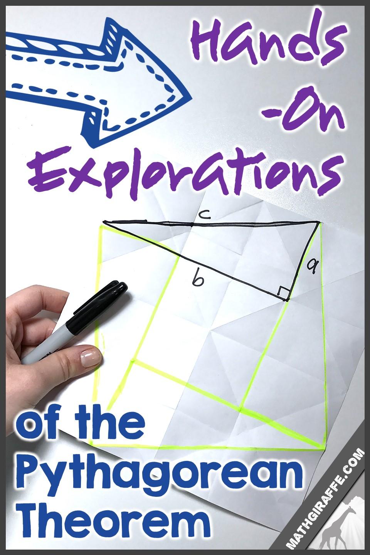medium resolution of Hands-On Activities for Pythagorean Theorem