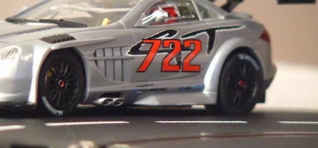 Mercedes Benz SLR McLaren 722 GT SLR (Carrera 30484)