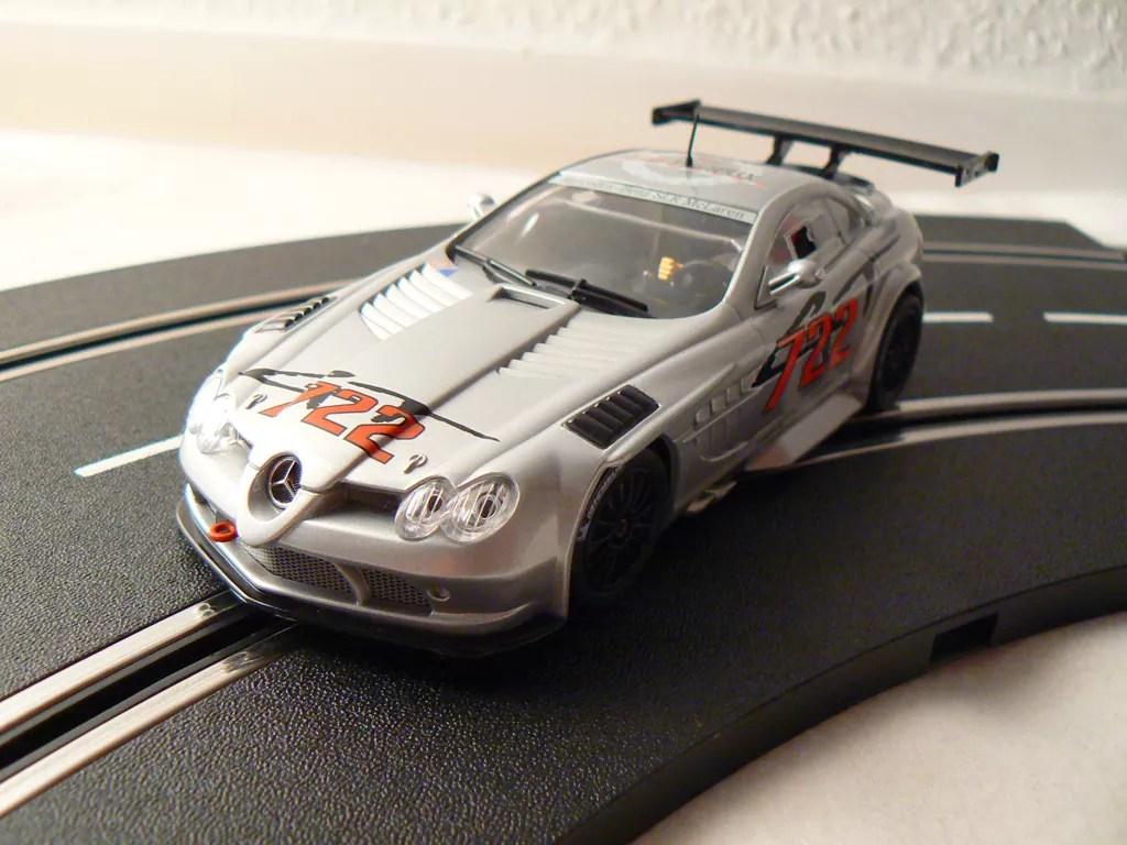 Mclaren SLR722GT (Carrera 30484)