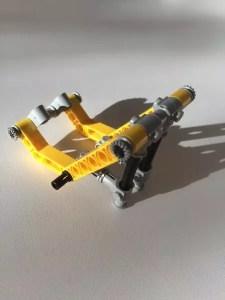 LEGO Smartphonehalter Handyhalter - Rückseite