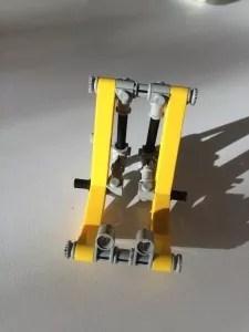 LEGO Smartphonehalter Handyhalter - Front