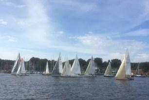 Segeln/Regatten in Rostock
