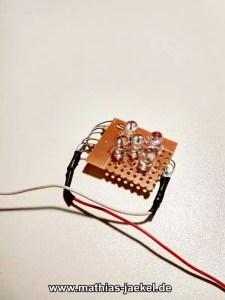 Fahrradlampe auf LED umbauen