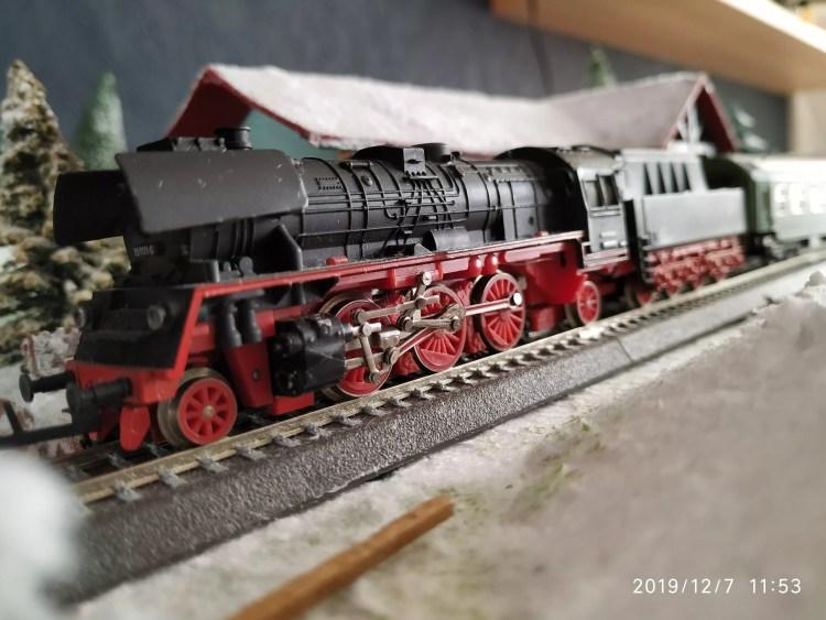 TT / BTTB Eisenbahn BR35 1111-0 Schlepptenderdampflok