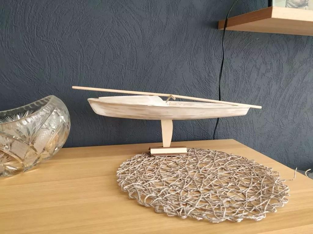 Segelboot Staender Version 1